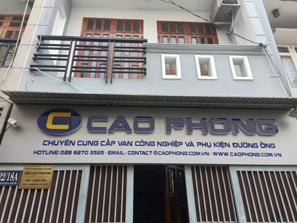 Công ty Cao Phong