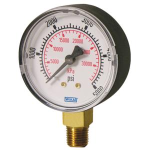 Đồng hồ đo áp suất Wika Model 111.10