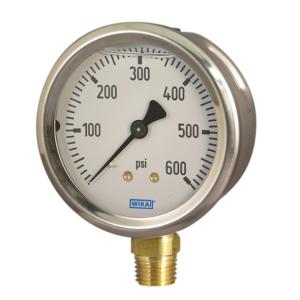 đồng hồ đođồng hồ đo áp suất wika model 213.53
