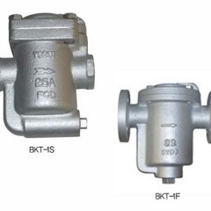 BẪY HƠI GẦU ĐẢO (Bucket Steam Trap) Model: BKT-1S