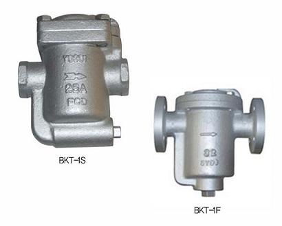 BẪY HƠI GẦU ĐẢO (Bucket Steam Trap) Model: BKT-1S