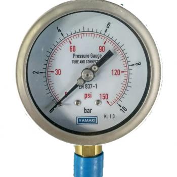 đồng hồ đo áp suất yamaki