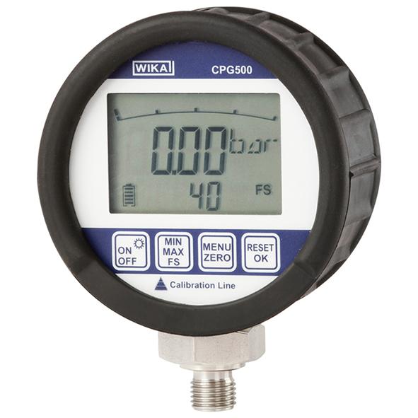 Đồng hồ đo áp suất kỹ thuật số CPG500