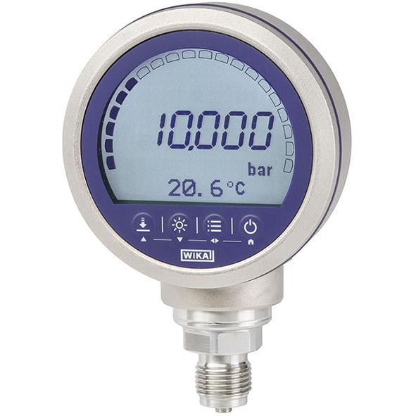 Đồng hồ đo áp suất kỹ thuật số Wika Model CPG1500