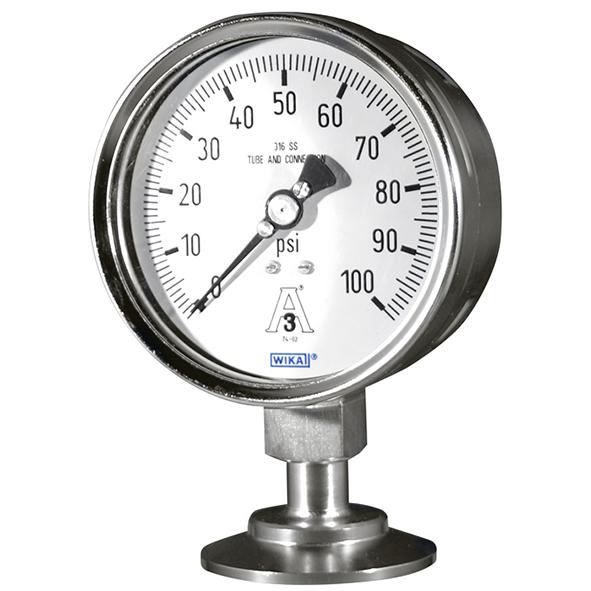 Đồng hồ đo Wika Model M93X.3A