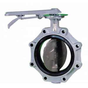 704G Lugged Butterfly Valve
