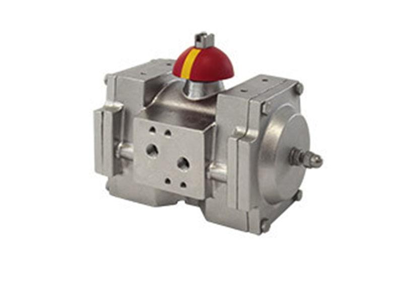 Bộ truyền động piston khí nén tác động đơn và kép GTS Range