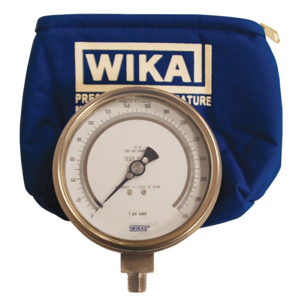 Đồng hồ đo áp suất Wika Model 332.54