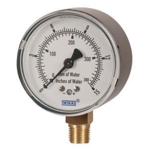 Đồng hồ đo áp suất Wika model 611.10
