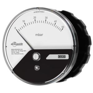 Đồng hồ đo áp suất Wika model A2G-10