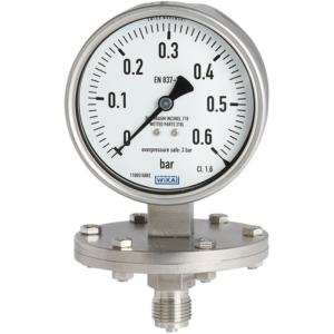 Đồng hồ đo áp suất wika model 432.50