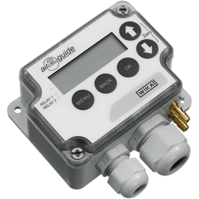 Cảm biến áp suất wika model A2G-45