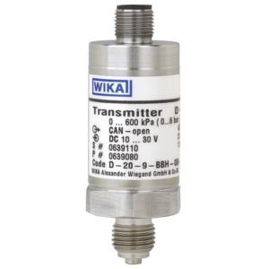 Cảm biến áp suất wika model D-20-9, D-21-9