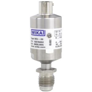 Cảm biến áp suất wika model WU-20, WU-25, WU-26